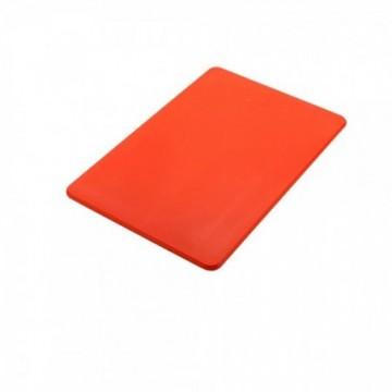 TABLA DE CORTE 30x45 cm Roja